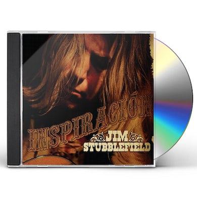 Jim Stubblefield INSPIRACION CD