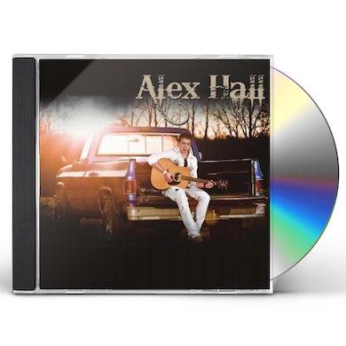 Alex Hall CD