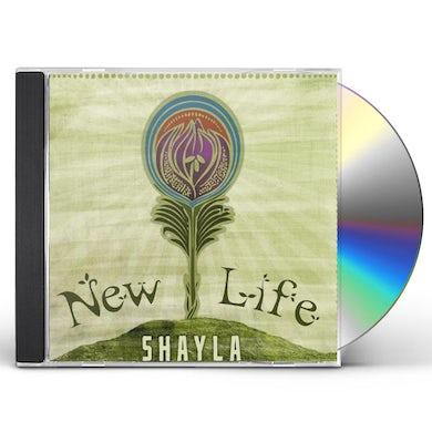 Shayla NEW LIFE CD