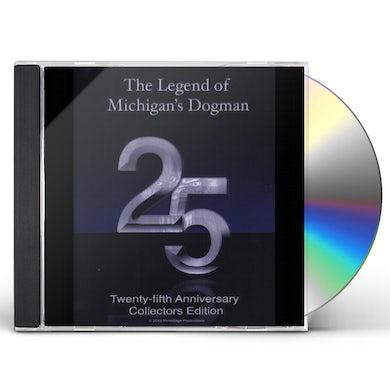 Steve Cook LEGEND OF MICHIGAN'S DOGMAN CD