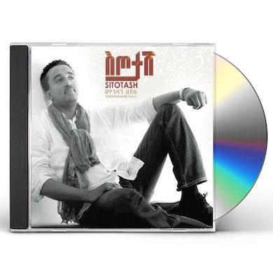 Shewandagne Hailu SITOTASH CD