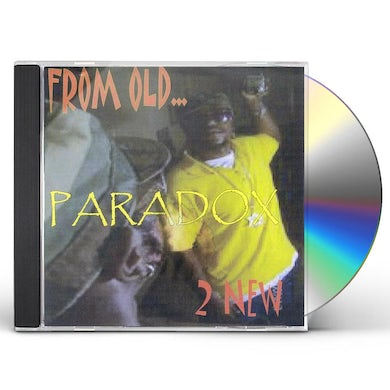 Paradox FROM OLD 2 NEW CD