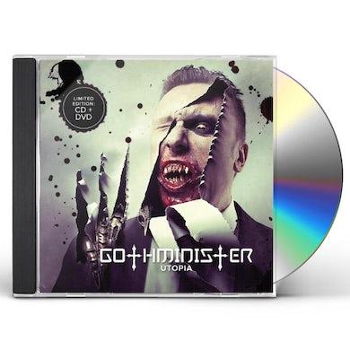 Gothminister UTOPIA CD