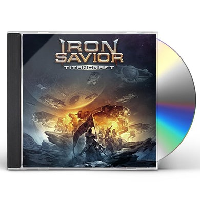 Iron Savior TITANCRAFT: LIMITED CD