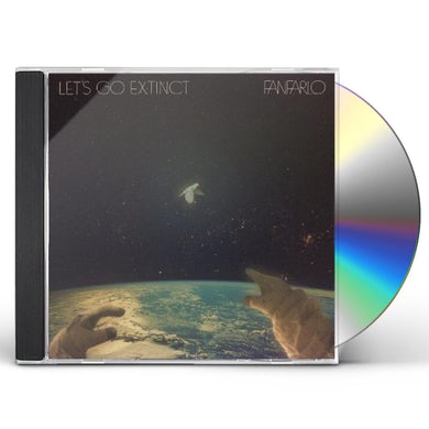 Fanfario LET'S GO EXTINCT CD