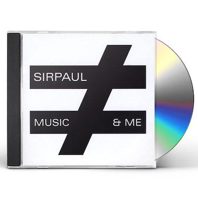 SIRPAUL MUSIC & ME CD