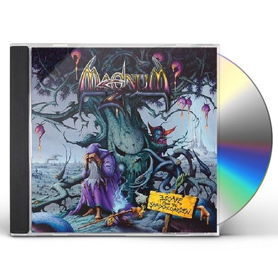 Magnum ESCAPE FROM THE SHADOW GARDEN CD