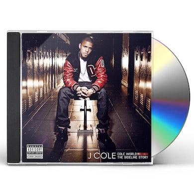 J. Cole COLE WORLD: THE SIDELINE STORY CD