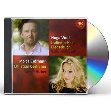 Christian Gerhaher WOLF: ITALIENISCHES LIEDERBUCH CD
