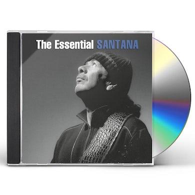 ESSENTIAL SANTANA CD