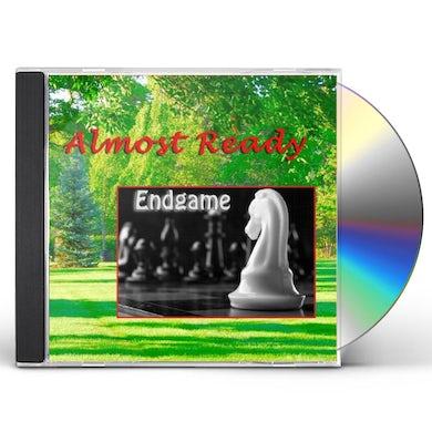 Endgame ALMOST READY CD