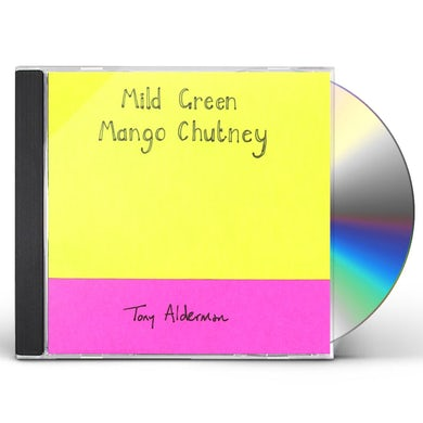 Tony Alderman MILD GREEN MANGO CHUTNEY CD