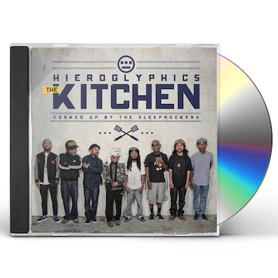 Hieroglyphics KITCHEN CD