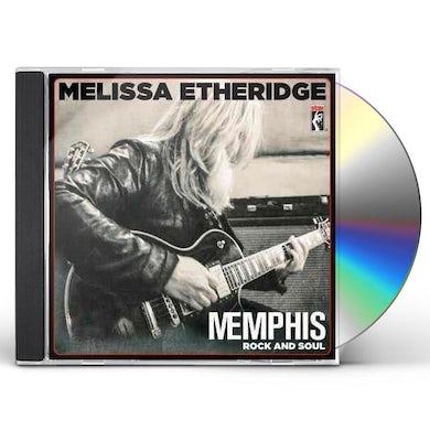 Melissa Etheridge MEMPHIS ROCK & SOUL CD