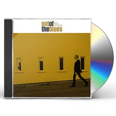 Boz Scaggs OUT OF THE BLUES CD