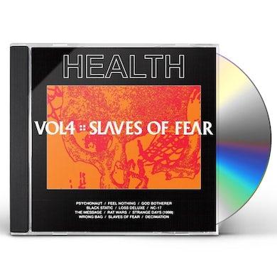 HEALTH VOL 4: SLAVES OF FEAR CD