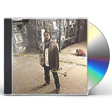Christian Scott ANTHEM CD