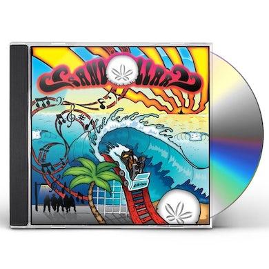 Sandollar ROLLER COASTER RIDE CD