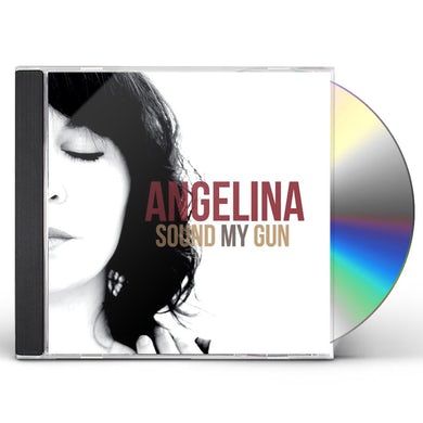 angelina SOUND MY GUN CD