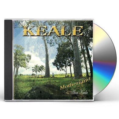 Keale AINA KAULA: MOTHERLAND CD