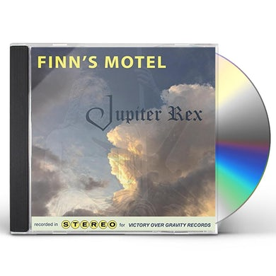 Finn's Motel JUPITER REX CD
