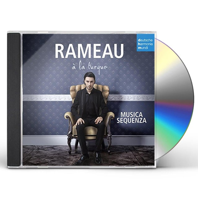 MUSICA SEQUENZA RAMEAU A LA TURQUE CD