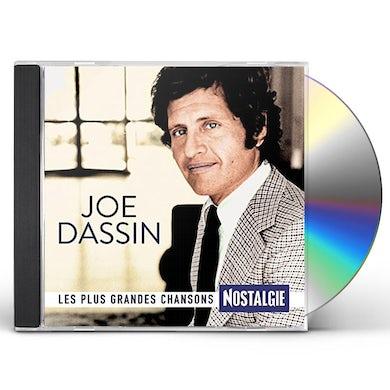 Joe Dassin LES PLUS GRANDES CHANSONS NOSTALGIE CD