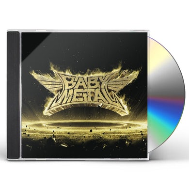 BABYMETAL METAL RESISTANCE CD