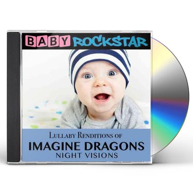 Baby Rockstar  Lullaby Renditions of Imagine Dragons: Night Visions CD