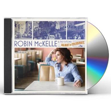 Robin Mckelle & The Flytones HEART OF MEMPHIS CD