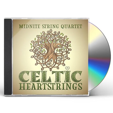 Midnite String Quartet CELTIC HEARTSTRINGS (MOD) CD