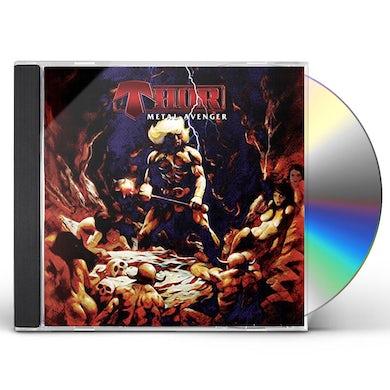 Thor METAL AVENGER CD