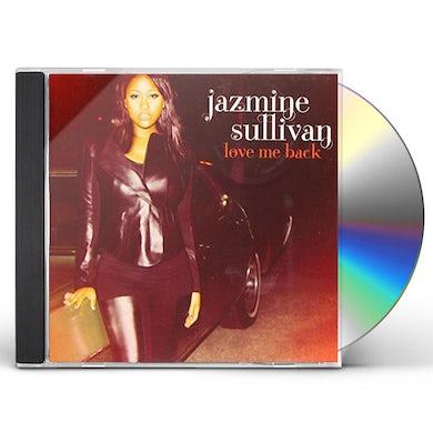 Jazmine Sullivan LOVE ME BACK CD