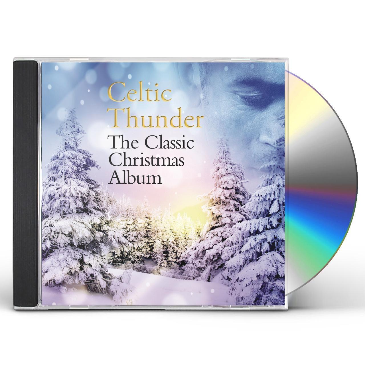 Celtic Thunder Christmas.Celtic Thunder Classic Christmas Album Cd