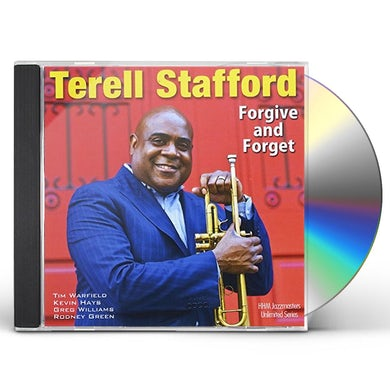 Terell Stafford FORGIVE & FORGET CD