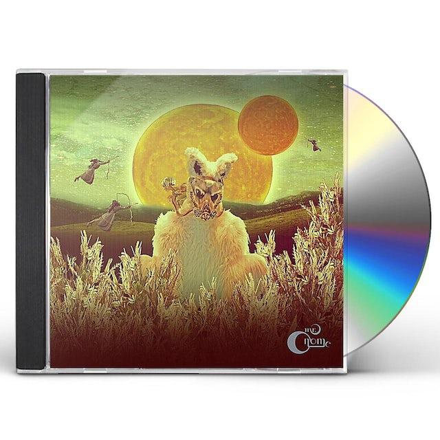 Mr Gnome MADNESS IN MINIATURE CD