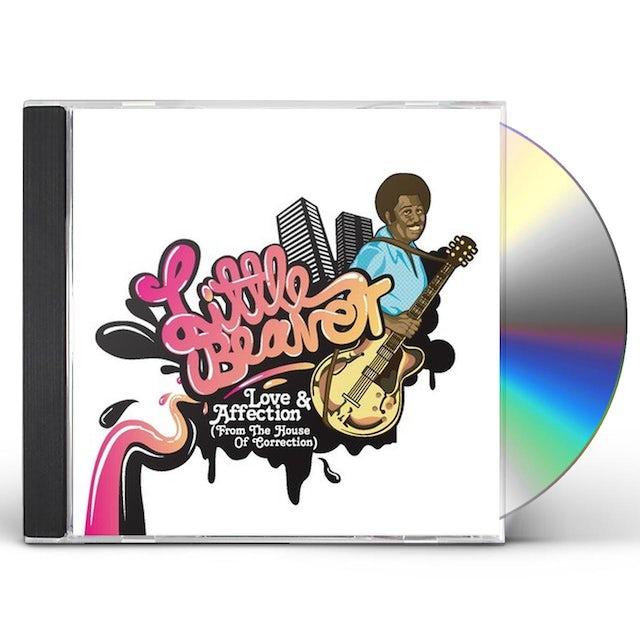 Little Beaver LOVE & AFFECTION CD