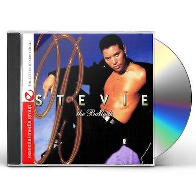 Stevie B. BALLADS CD