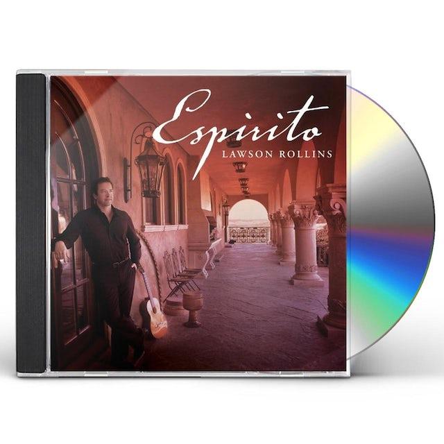 Lawson Rollins ESPIRITO CD