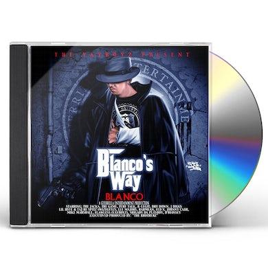 BLANCO'S WAY CD