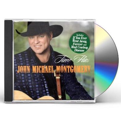 John Michael Montgomery TIME FLIES CD