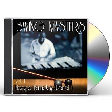 Swing Masters HAPPY BIRTHDAY LIONEL, VOL. 1 CD