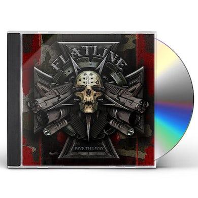 flatline PAVE THE WAY CD