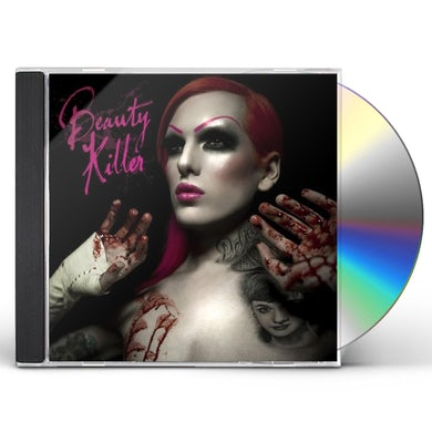 Jeffree Star BEAUTY KILLER CD