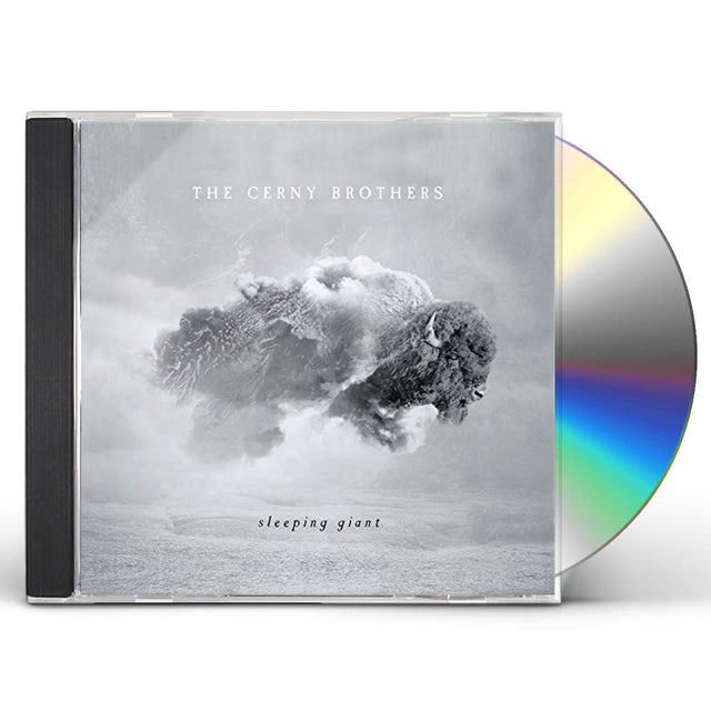 CERNY BROTHERS SLEEPING GIANT CD
