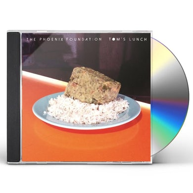 Phoenix Foundation TOM'S LUNCH EP CD