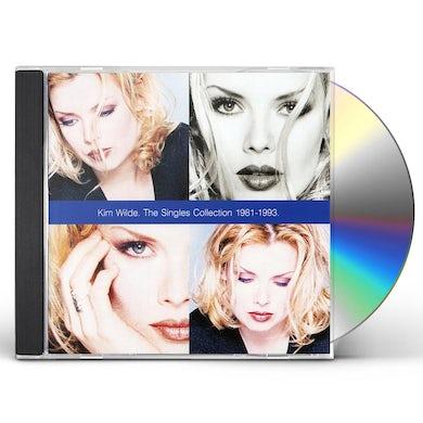 Kim Wilde SINGLE COLLECTION 1981-1993 CD
