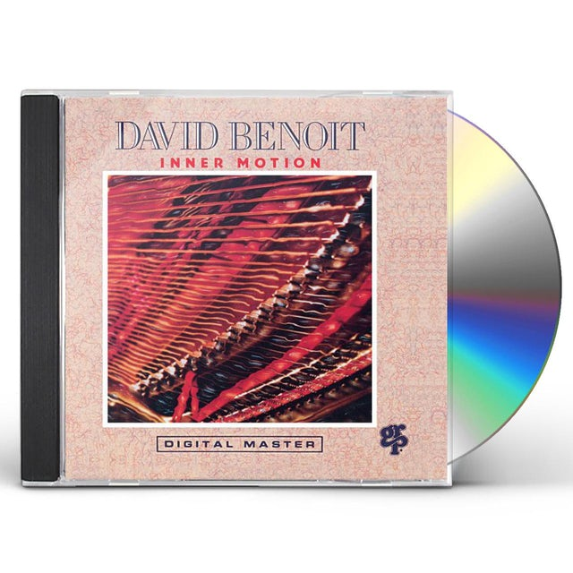 David Benoit INNER MOTION CD