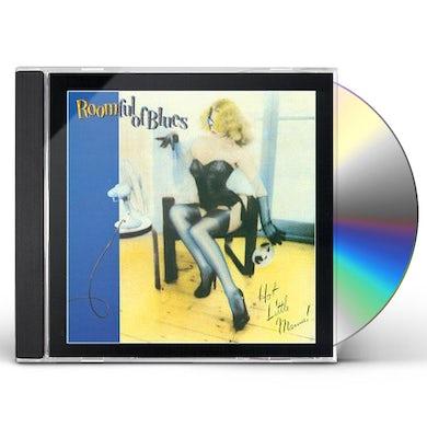 Roomful of Blues HOT LITTLE MAMA CD