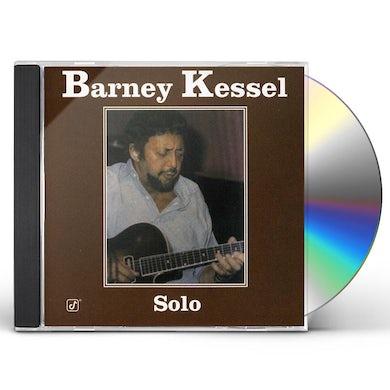 Barney Kessel SOLO CD